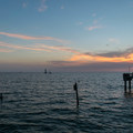 Sunset from Clearwater Beach.- Clearwater Beach