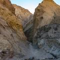 Many side canyons beckon.- Desolation Canyon Hike