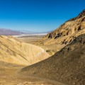 Desolation Canyon in Death Valley National Park.- Desolation Canyon Hike