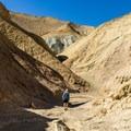 Headed back down Desolation Canyon.- Desolation Canyon Hike