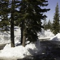 Parking off of Glacier Way.- Donner Ridge Area