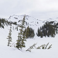 Lower Red Pine Lake.- Lower Red Pine Lake Snowshoe