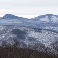 Cornell and Slide Mountains.- Mount Tremper