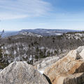 The Shawangunks and Minnewaska State Park (southwest).- Skytop Tower Trail