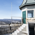 Skytop tower lookout.- Skytop Tower Trail