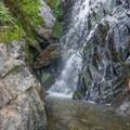 Calcutta Falls.- Canyon Creek Trail To The Black Hole of Calcutta Falls