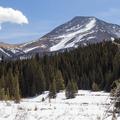 Mount Guyot.- French Gulch