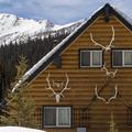 Backcountry cabin.- French Gulch