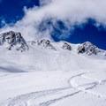 Cardiac Bowl.- Mount Superior Backcountry Skiing