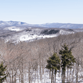 The Catskill Mountains.- Red Hill Fire Tower