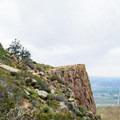 The trail out to Flatiron Mountain.- Flatiron Mountain via Siphon Draw