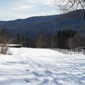 Looking south from near the center.- Trapp Family Lodge Cross-country Ski Center