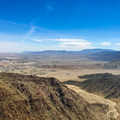 The views are nothing short of breathtaking. All of Borrego Springs lies below you.- Indianhead Peak: Southeast Ridge