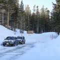 Parking and the trailhead are located at the Lake Mary Road winter closure.- Panorama Dome