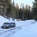 Parking and the trailhead are located at the Lake Mary Road winter closure.- Lake Mary Road to Horseshoe Lake