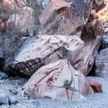 A bit of rock scrambling is required.- Kraft Mountain Loop Hike