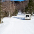 The start of the Bolton Valley Nordic network.- Bolton Valley Nordic Center