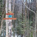 Signage is clear within the Nordic Center.- Bolton Valley Nordic Center