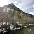 Mount Royal over Tenmile Creek.- Mount Royal