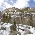 Mount Royal Trailhead. - Mount Royal