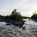 St. Louis River in Jay Cooke State Park.- Jay Cooke State Park
