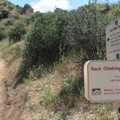 Access to multiple rock climbing areas off of the Tom's Thumb Trail.- Tom's Thumb