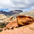 Hiking the Red Rock.- Red Rock Canyon National Conservation Area