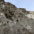 Mudstone in Owl Canyon.- Owl Canyon hike