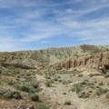 You'll see why this area is called the Rainbow Basin.- Owl Canyon hike