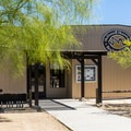 The Nature Center.- McDowell Mountain Regional Park