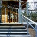 Visitor center.- Walden Pond + Adams Woods