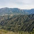 Santa Ana River Valley.- Santa Ana River Trail to Angeles Oaks