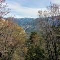 Just over that ridge is Big Bear Lake.- Santa Ana River Trail to Angeles Oaks