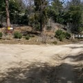 Heading out of Angeles Oaks.- Santa Ana River Trail to Angeles Oaks