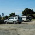 Parking area for Winema Beach.- Winema Beach