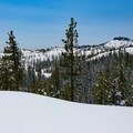 Views from the trail.- Stagecoach Trail