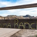 China Ranch entrance.- China Ranch Date Farm
