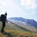 Trekking to Serra di Celano.- Serra di Celano