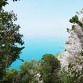 Hiking Mounte Circeo near San Felice Circeo.- Monte Circeo