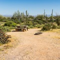 Ironwood tent camping.- Ironwood Tent Sites