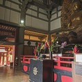 The Amida Buddha.- The Byodo-In Temple