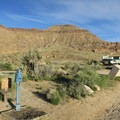 Water pumps are sometimes available; plan to bring your own water.- Hole-In-The-Wall Campground
