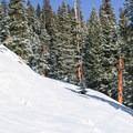 The Aquaduct.- Berthoud Pass Ski Area
