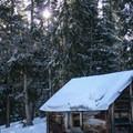 Peter Rabbit Hut.- Berthoud Pass Ski Area