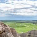 Badlands National Park.- Badlands National Park