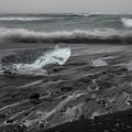 Diamond Beach.- Diamond Beach