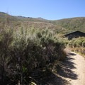 Perry Saddle Hut.- New Zealand Great Walks: Heaphy Track