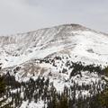 Mountains all around.- McCullough Gulch