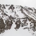 Mountainside views off Quandry Peak.- McCullough Gulch