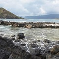 The coastline here is rugged and dynamic.- The Mokulua Islands